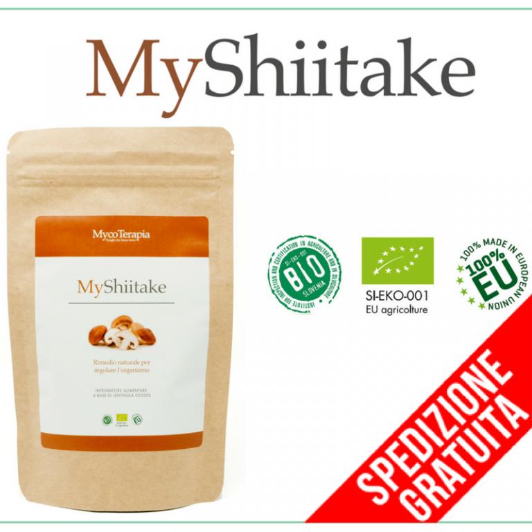 polvere shiitake